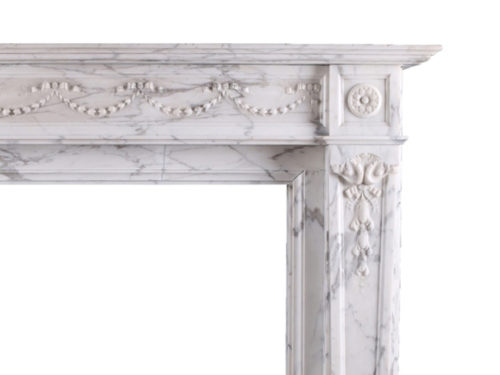 Louis Xvi, Directoire & Empire Fireplaces